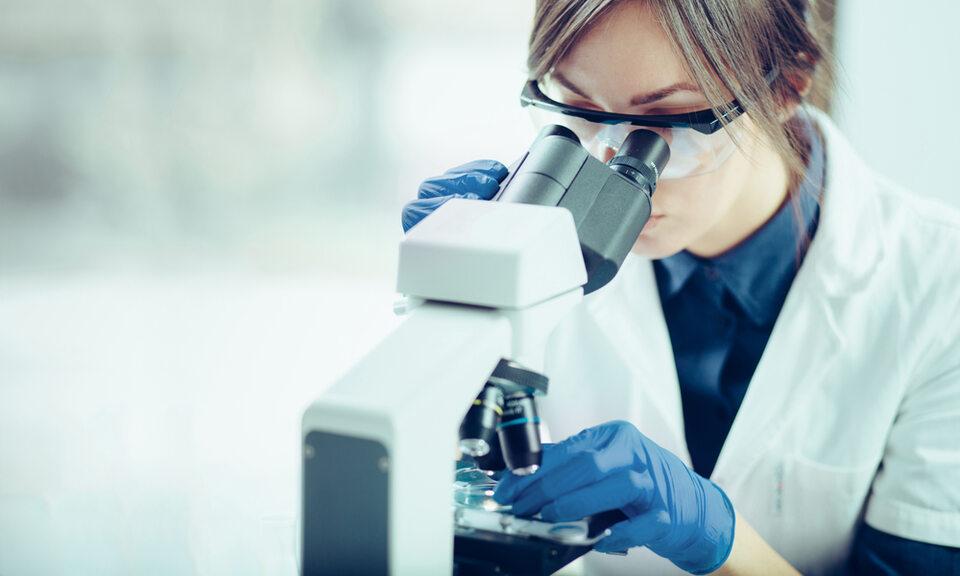 Prace w laboratorium