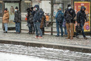 Praga. Czechy w trakcie pandemii (zdj. ilustracyjne)