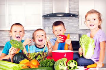 Prawidłowe odżywianie dzieci