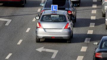 Prawo jazdy, egzamin na prawo jazdy