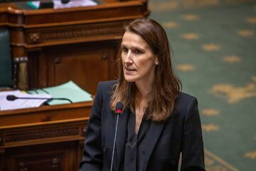 Premier Belgii Sophie Wilmès