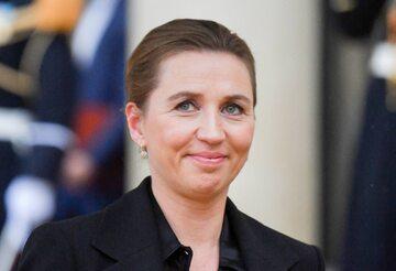 Premier Danii Mette Frederiksen