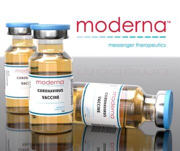 Preparat firmy Moderna