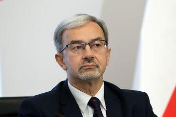 Prezes PGNiG Jerzy Kwieciński