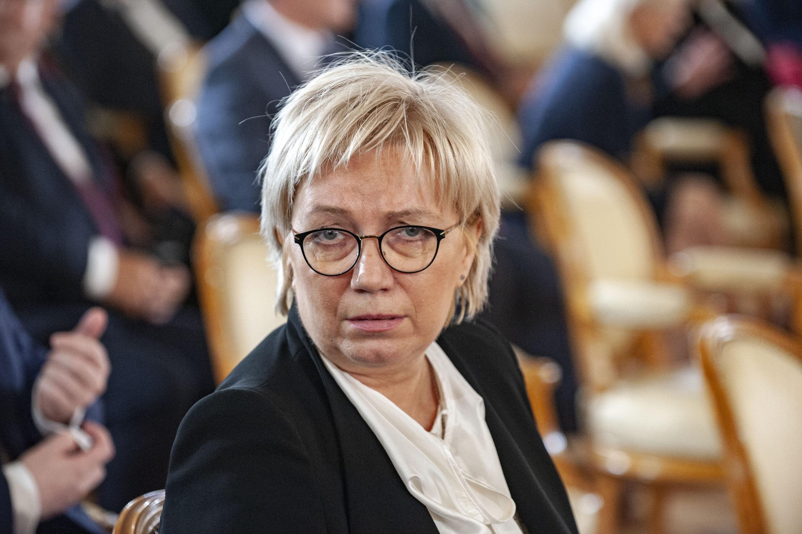 Prezes TK Julia Przyłębska