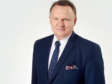 Prezes Zarządu PKP Polskie Linie Kolejowe SA Ireneusz Merchel