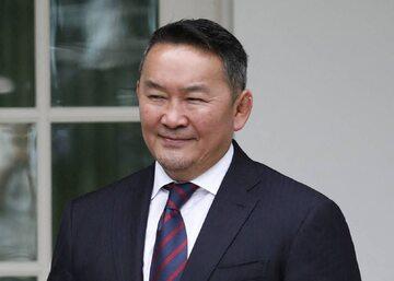 Prezydent Mongolii
