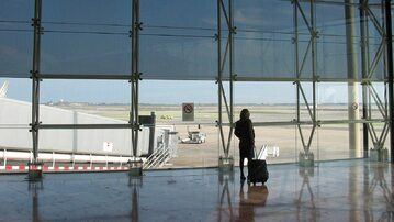 Problemy w Portach Lotniczych