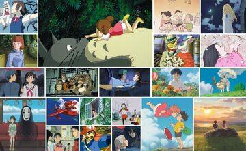 Produkcje Studia Ghibli
