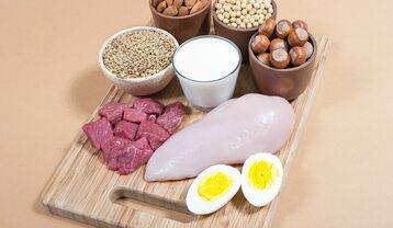 Produkty bogate w aminokwasy