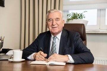 Prof. dr. hab. n. med. Jerzy Szaflik