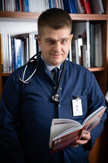 Prof. Filip M. Szymański