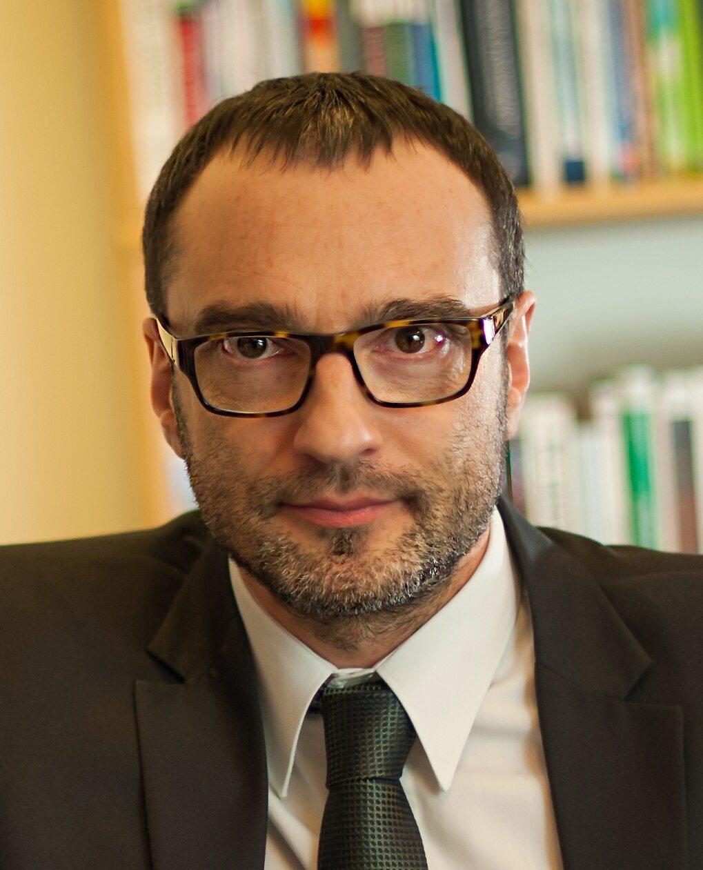 Prof. Marcin Czech