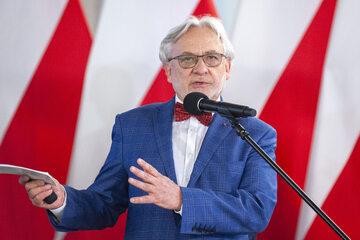 Prof. Wojciech Maksymowicz, fot. G.Krzyżewski