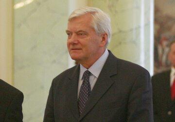 Profesor Lech Gardocki, były pierwszy prezes Sądu Najwyższego