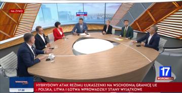 """Program """"Woronicza 17"""""""