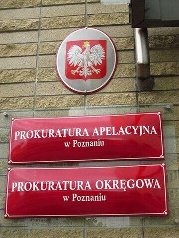 Prokuratura apelacyjna i okręgowa w Poznaniu