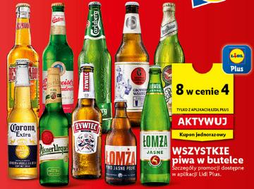 Promocja piwa w Lidlu 18 września
