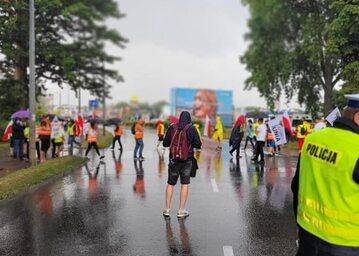 Protest armatorów i AGROunii na Helu – 24 lipca 2021