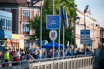 Protest mieszkańców Cieszyna, 15 czerwca