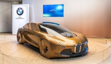 Prototyp BMW