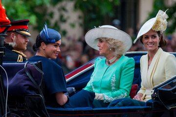 Przedstawiciele rodziny królewskiej