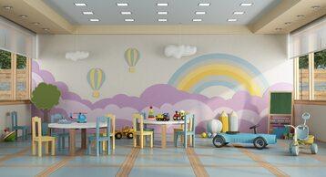 Przedszkole, zdjęcie ilustracyjne