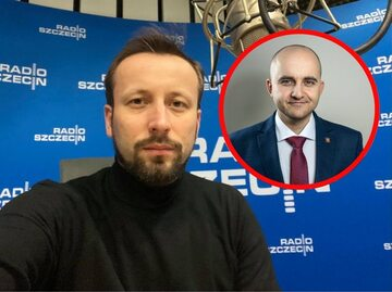 Przemysław Słowik i Dariusz Matecki