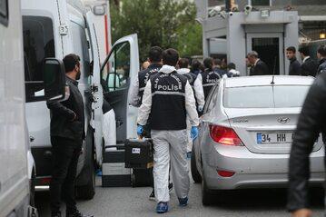 Przeszukanie ws. zaginięcia Jamala Khashoggiego