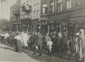 Przybycie niemieckich wyborców do Malborka w dniu plebiscytu przełożyło się na przeważającą wygraną Niemiec