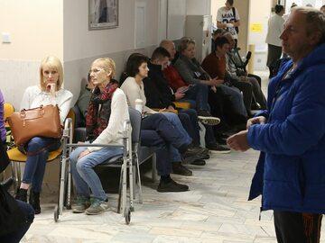 Przychodnia przyszpitalna w warszawskim Centrum Onkologii