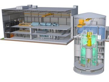 Przykład SMR - reaktor BWR-300 od GE Hitachi