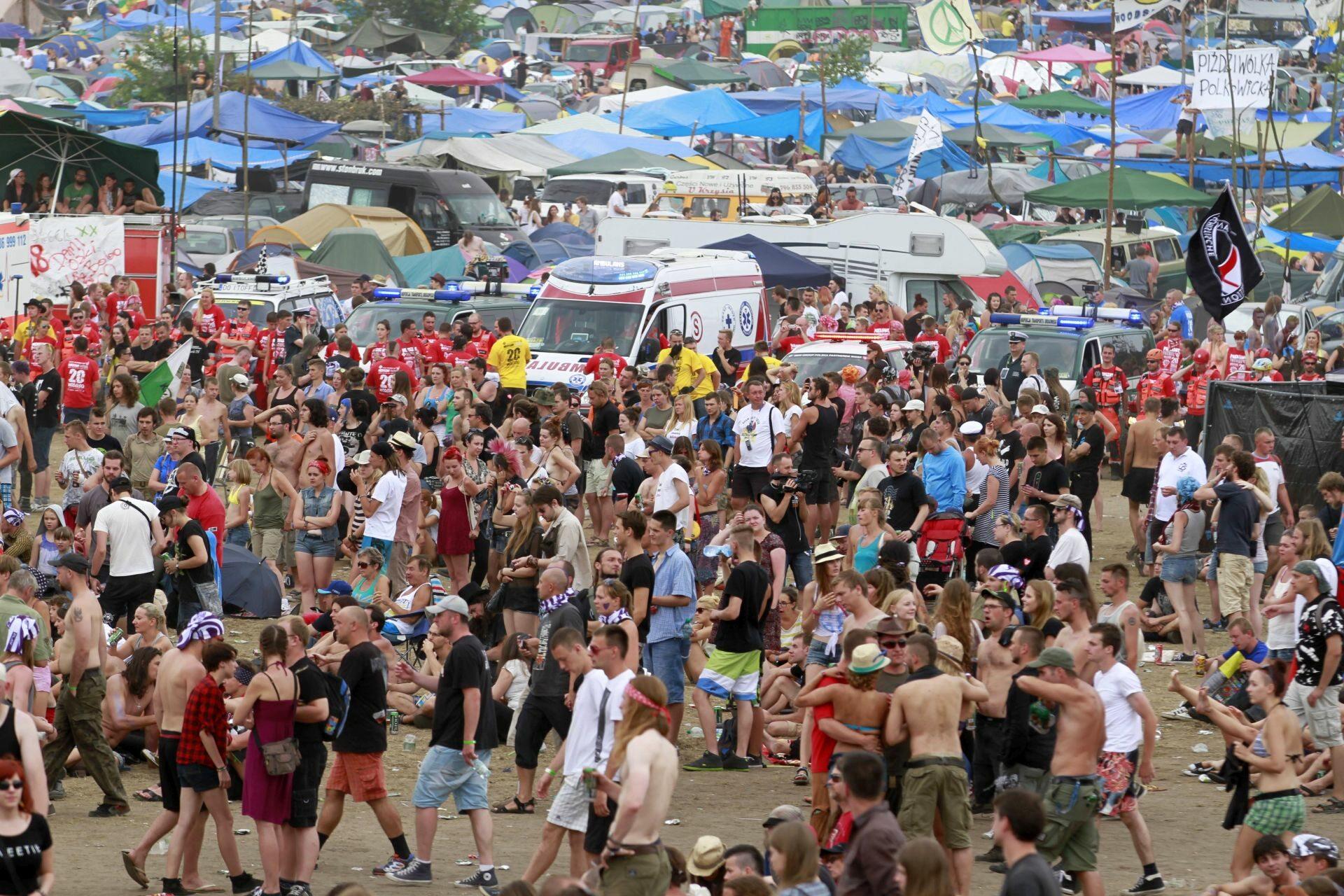 Przystanek Woodstock w 2014 roku