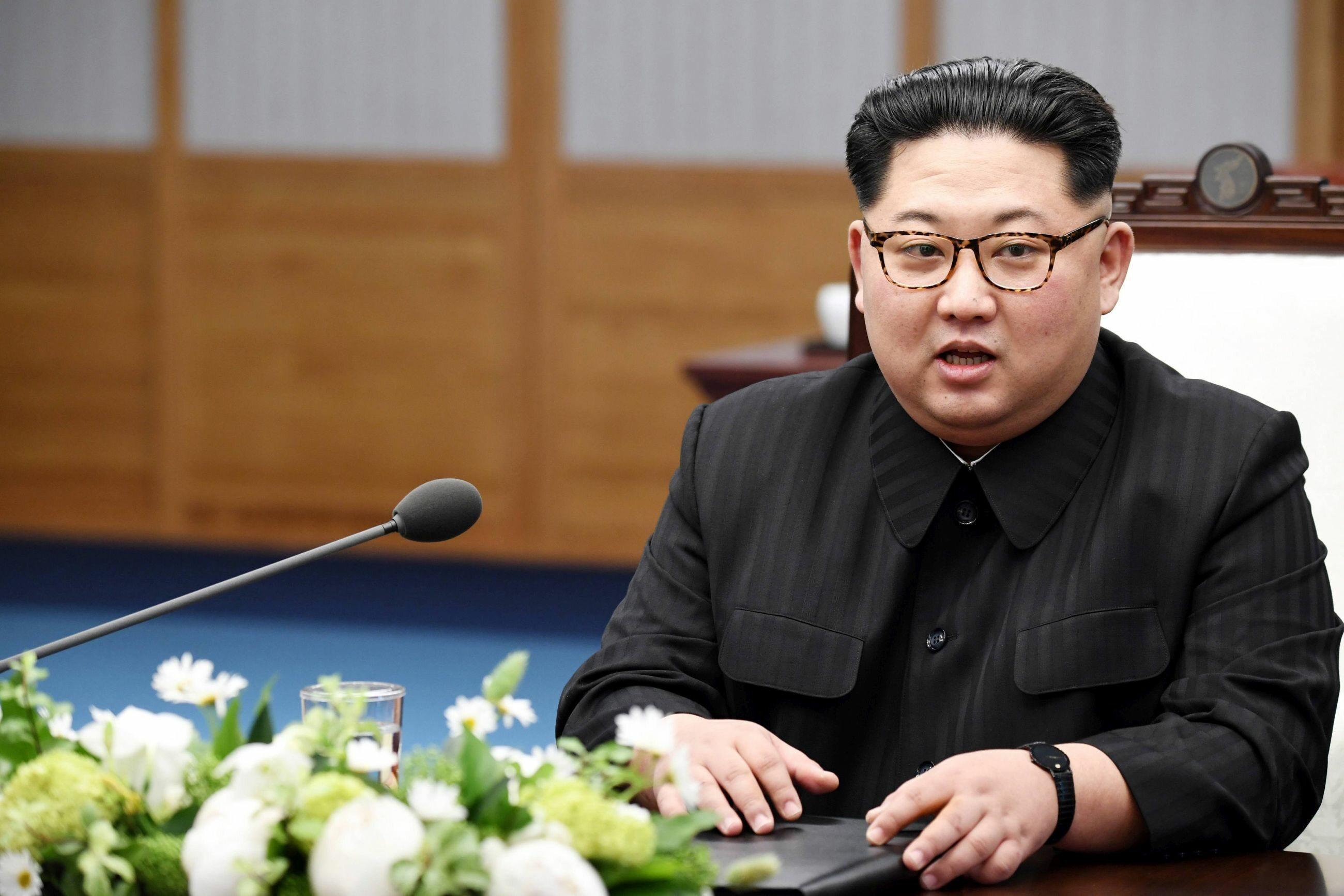 Przywódca Korei Północnej, Kim Dzong Un