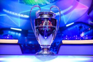 Puchar tegorocznej edycji Ligi Mistrzów