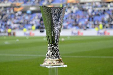 Puchar za zdobycie Ligi Europy