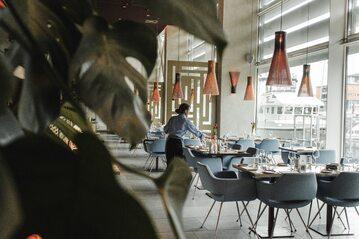 Pusta restauracja