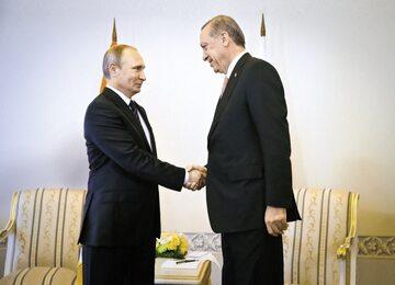 Putin wraca po Noworosję