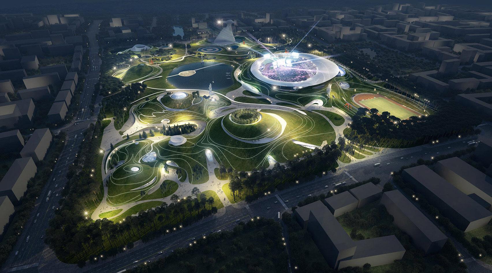 Quzhou Sports Campus