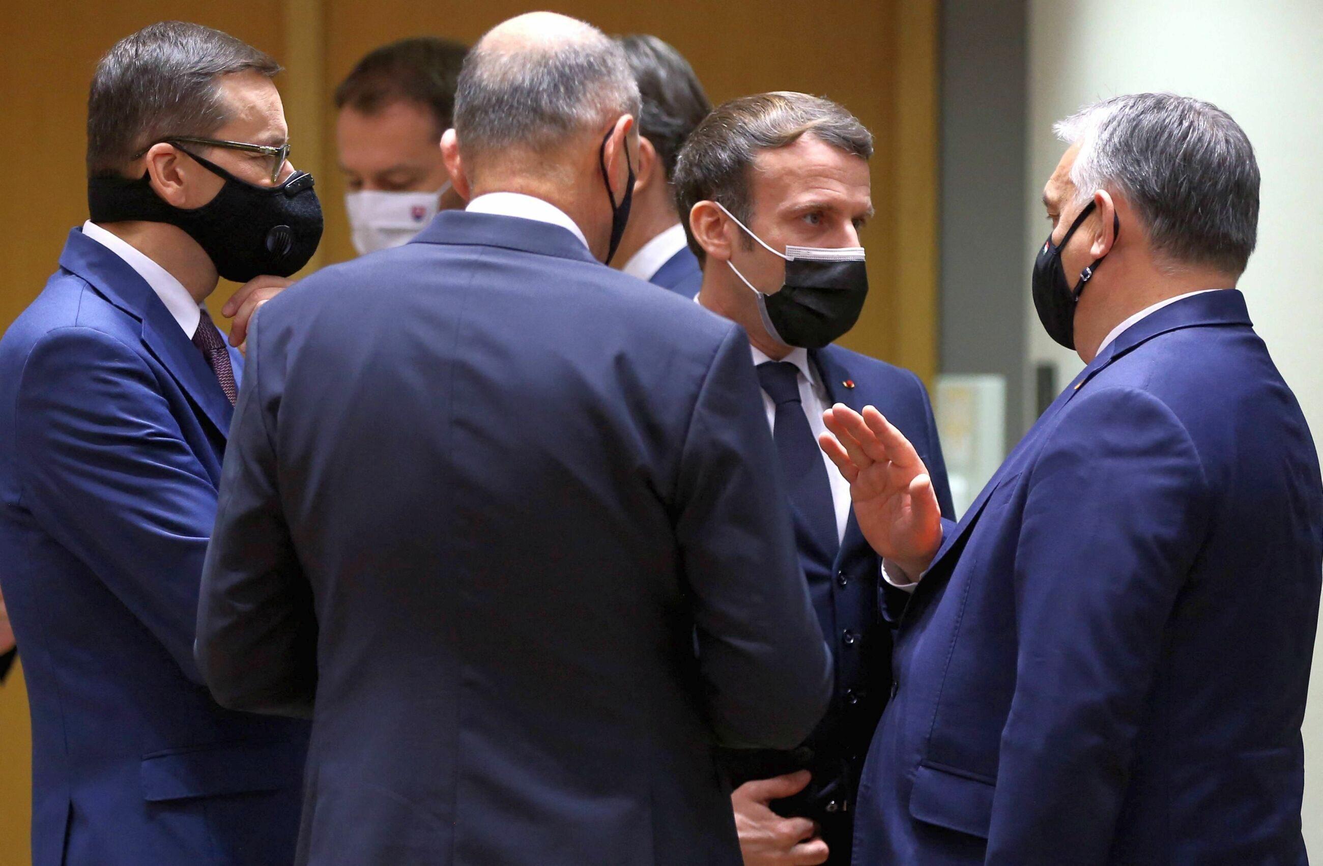 Rada Europejska zajmuje się emisjami CO2