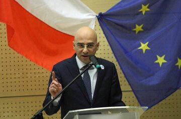 Radomir Szumełda, wiceprzewodniczący KOD
