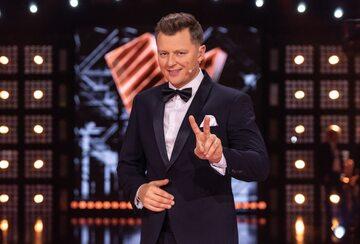 Rafał Brzozowski prowadził m.in. program The Voice Senior w TVP2