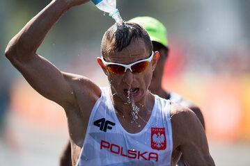 Rafał Fedaczyński na igrzyskach olimpijskich w Rio de Janeiro