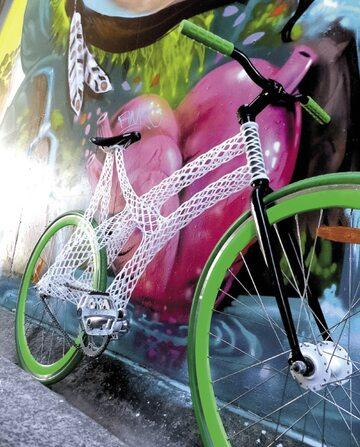 Rama rowerowa FIX3D jest lekka i niezwykle wytrzymała – zapewnia jej autor, Australijczyk James Novak