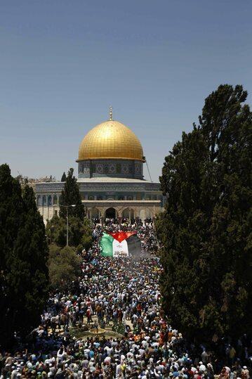 Ramadan w Palestynie
