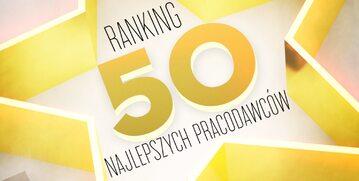 Ranking 50 najlepszych pracodawców