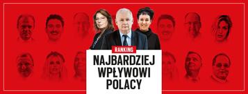 Ranking najbardziej wpływowych Polaków