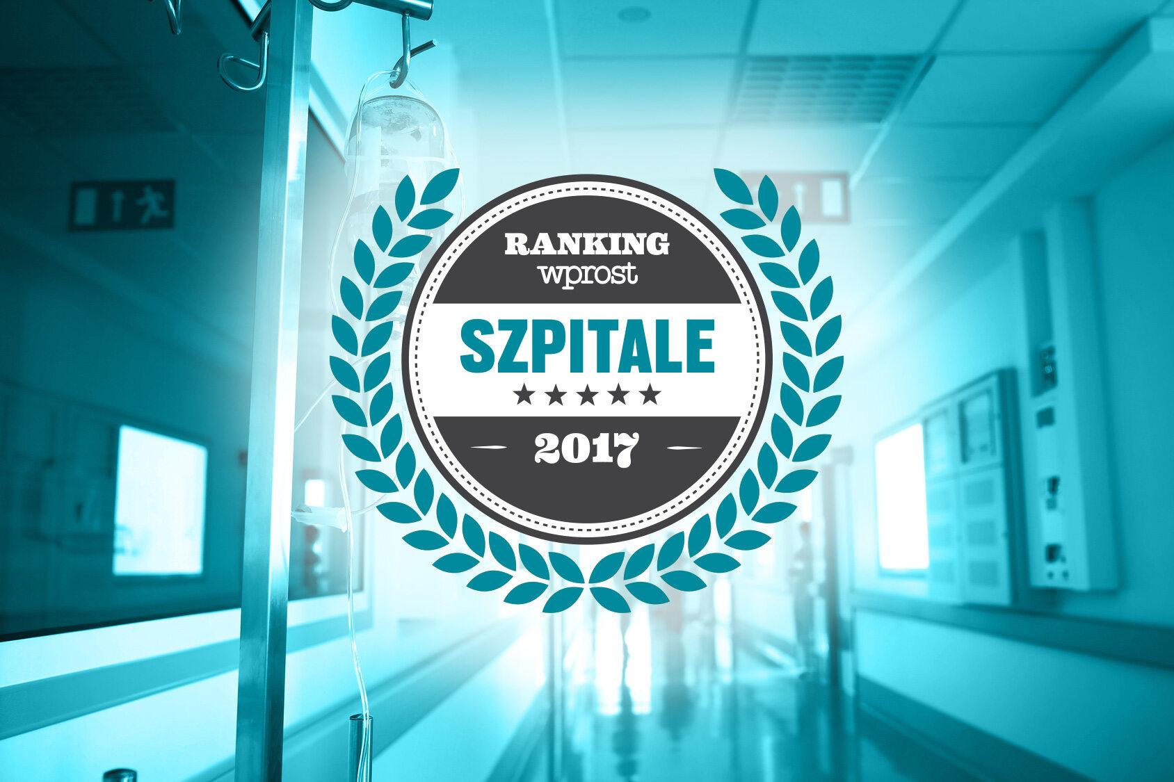 Ranking szpitali Wprost