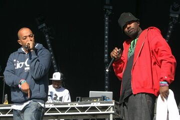 Raperzy z Wu-Tang Clanu