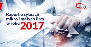 Raport o sytuacji mikro i małych firm w roku 2017